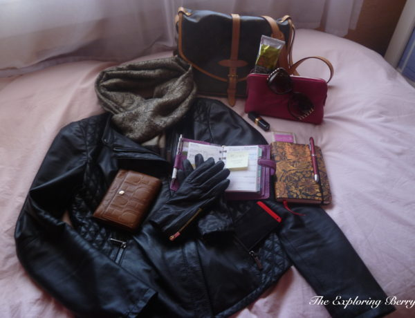 My 10 essentials for a shopping day in Madrid in Early Spring