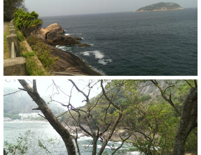 A relaxing yet energizing walking trail in Urca