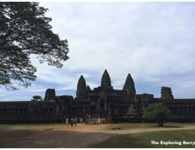 Two days in Angkor Wat, Cambodia… Amazing!