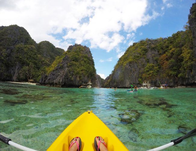 Adventures at El Nido in The Philippines