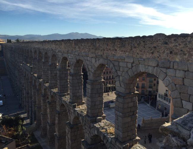 One day in magical Segovia