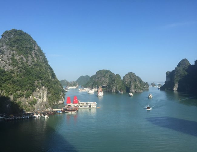 Mesmerizing Halong Bay