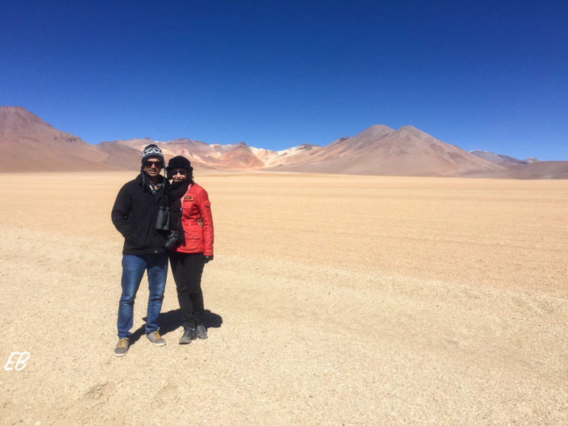 Dali Desert, Bolivian High Plains