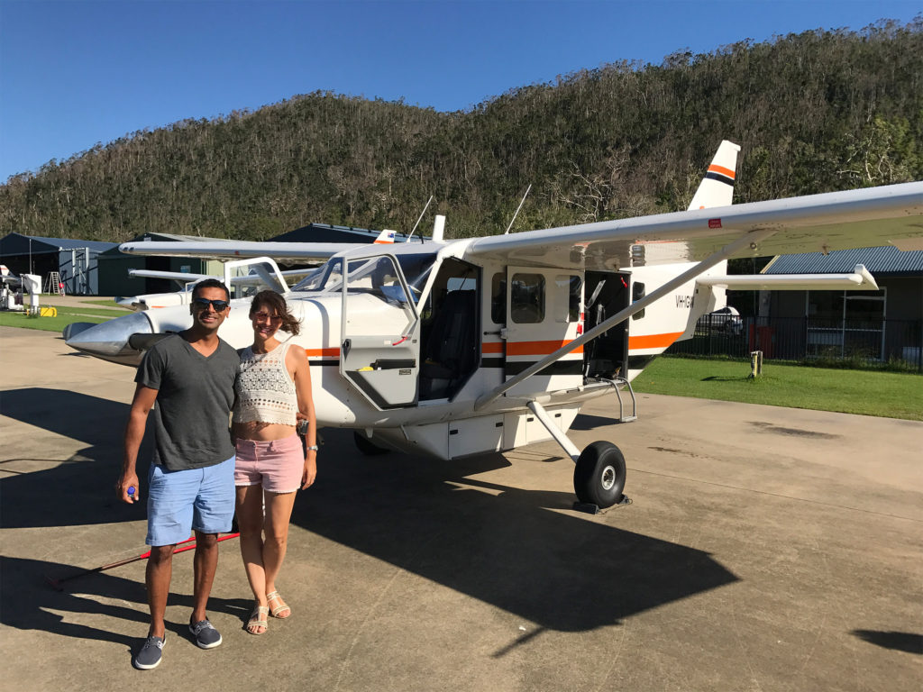 EB_ Scenic Flight over Great Barrier Reef