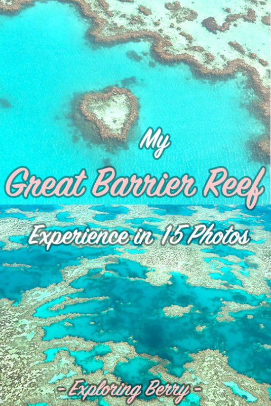These photos show the beauty of the Great Barrier Reef and different ways to experience this wonder of the natural world.