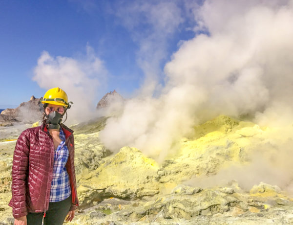 The most thrilling volcanic experience in New Zealand