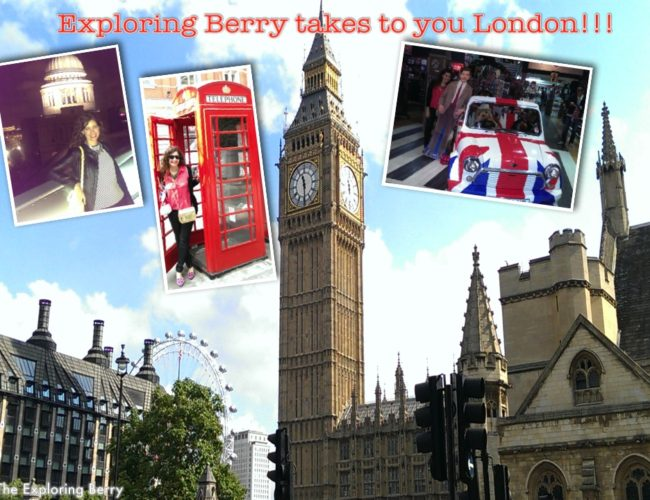 60-hour-weekend for new comers to London!!!