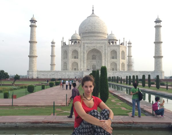 The Taj Mahal and Agra in 2 Days