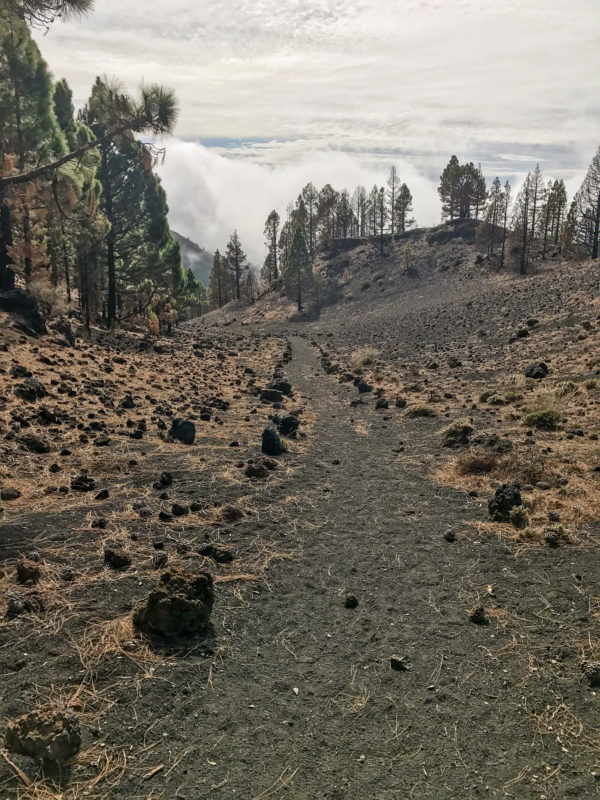 Hiking Volcano Route La Palma