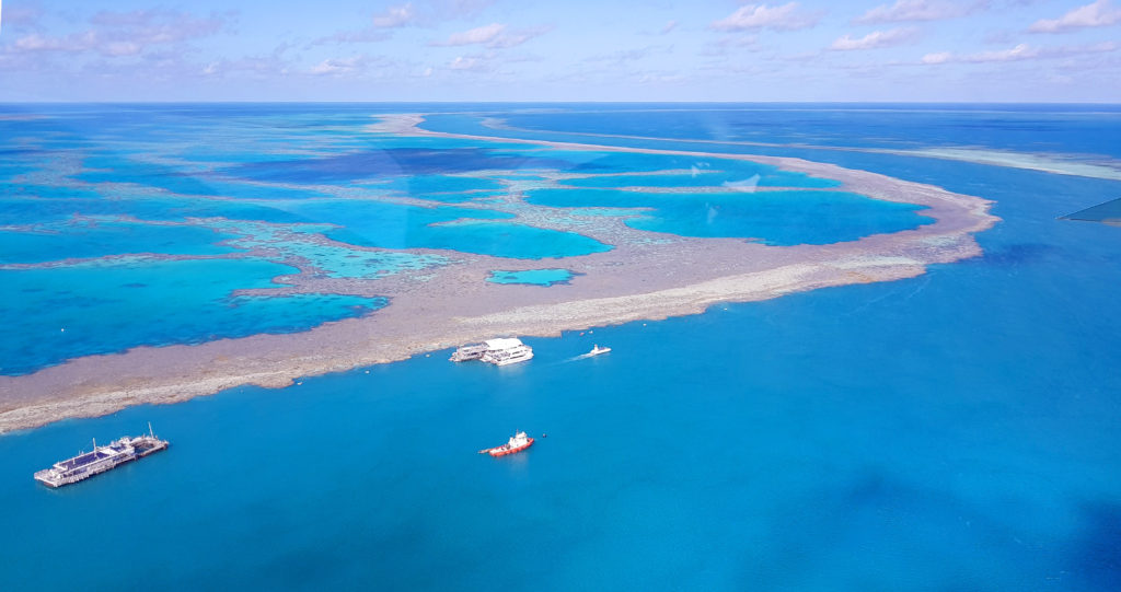 EB_ Scenic Flight over the Great Barrier Reef