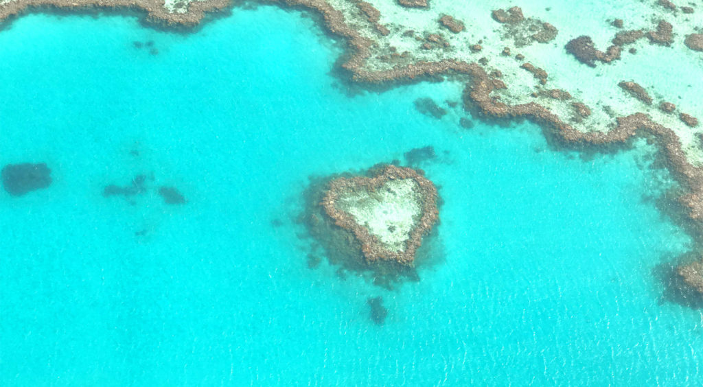 EB_Heart Reef at Great Barrier Reef