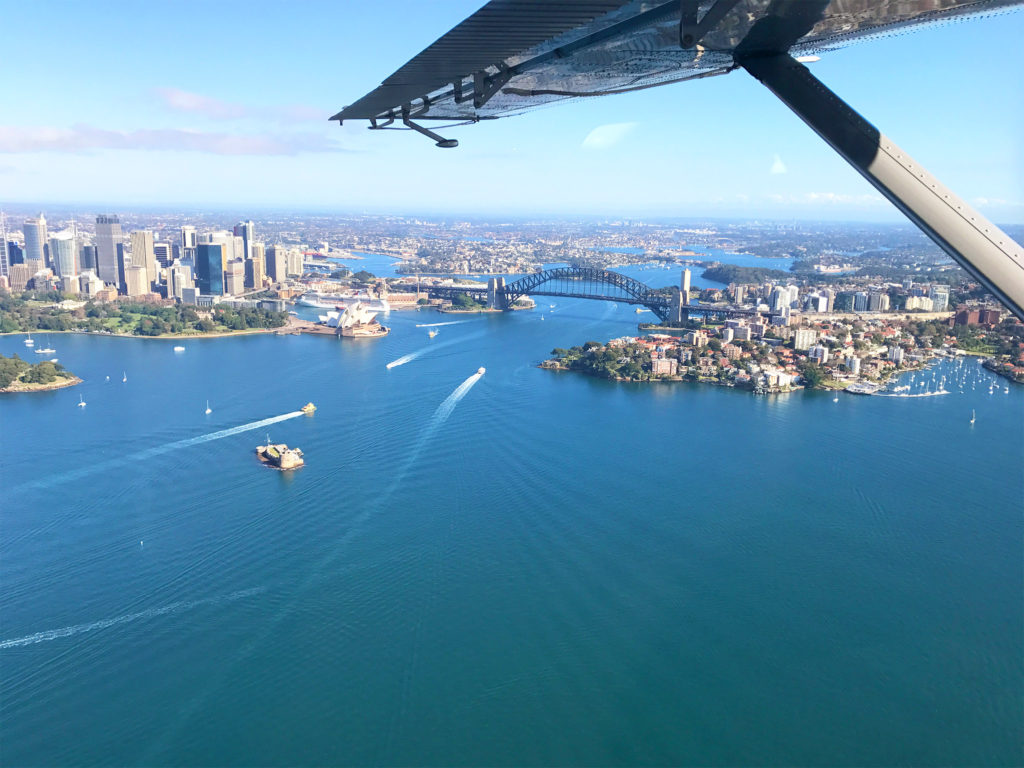 EB_Flying over Sydney