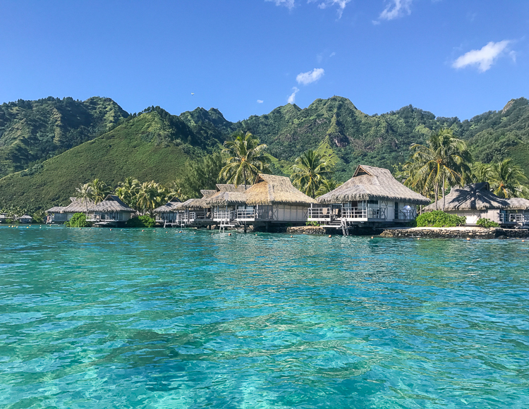 Where to stay in Moorea