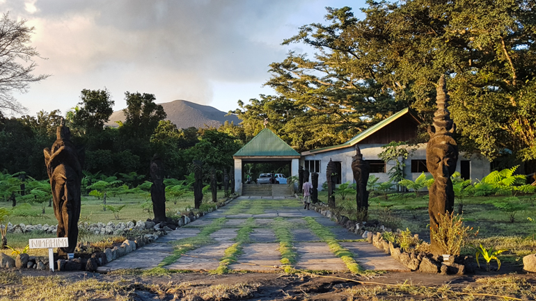 Mount Yasur Visitor Centre