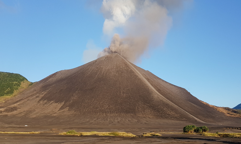 Roadtrip to Mount Yasur